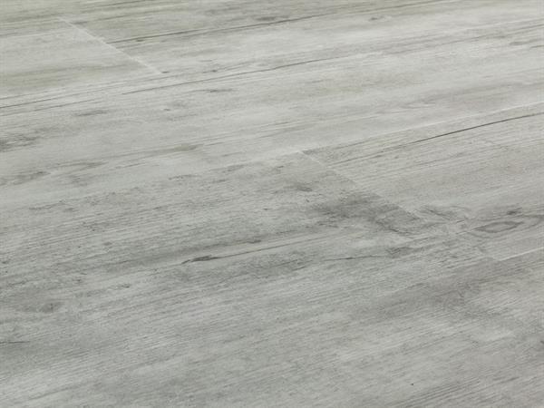 Klick Vinyl Breitdiele, Check one Bismarck Pinie, 4,0 x 227 x 1220 mm, Kanten gefast, Nutzungsklasse 33/42, Nutzschicht 0,55 mm, Vinylboden mit stabiler RIGID Trägerplatte