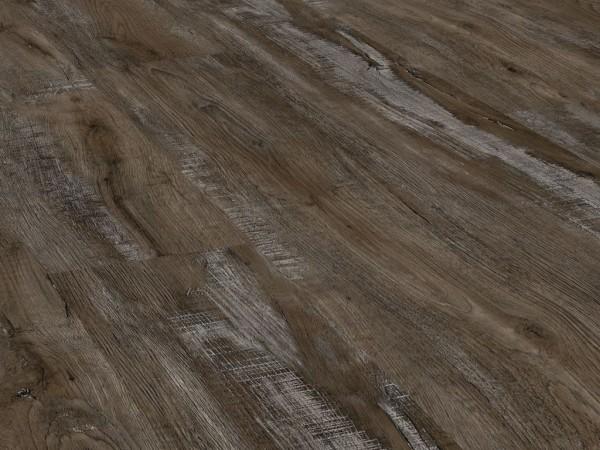 Klick Vinyl Breitdiele, Check one Rossenray Eiche, 4,0 x 229 x 1220 mm, Kanten gefast, Nutzungsklasse 23/31, Nutzschicht 0,3 mm, Vinylboden mit stabiler RIGID Trägerplatte