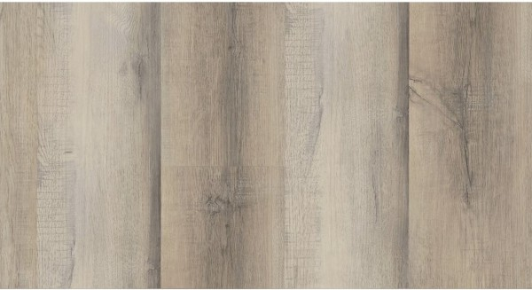 Vinylboden zum Kleben, Gunreben Mars Traffic Klebeplanken, 2,5 x 188 x 1228 mm, Kanten gefast, Nutzungsklasse 33/42, Nutzschicht 0,55 mm, in Holzoptik mit elastischer Vinyl Trägerplatte