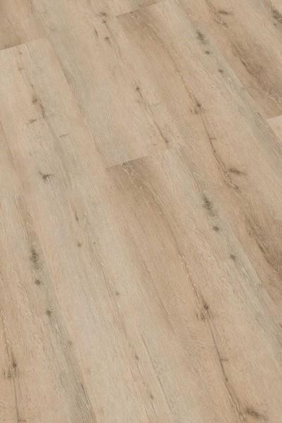 Vinylboden Holzoptik, Check one Breitdiele Kurl Eiche, 4,0 x 229 x 1220 mm, Kanten gefast, Nutzungsklasse 23/31, Nutzschicht 0,3 mm, mit stabiler RIGID Vinyl Trägerplatte