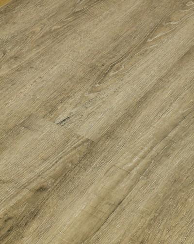 Klick Vinyl inkl. Trittschalldämmung, Futura Floors Lincoln, 6,5 x 175 x 1210 mm, Kanten gefast, Nutzungsklasse 33/42, Nutzschicht 0,5 mm, Vinylboden mit stabiler SPC Trägerplatte