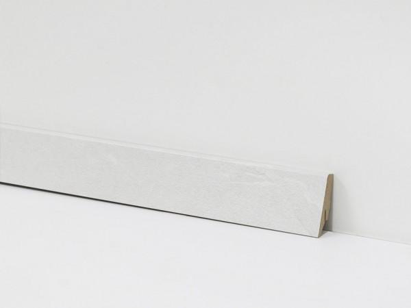 Check Vinyl Sockelleiste Nr. 5109 mit den Abmessungen 18 x 58 x 2400 mm