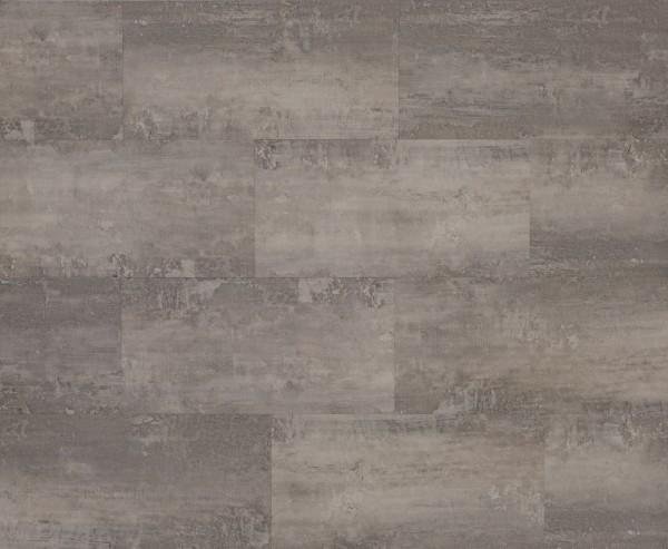 Vinylboden mit integrierter Trittschalldämmung in Fliesenoptik, MEFO FLOOR Peridot, 6,5 x 300 x 600 mm, Kanten gefast, Nutzungsklasse 33/42, Nutzschicht 0,5 mm, mit stabiler SPC Vinyl Trägerplatte