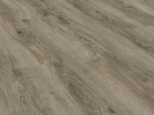 Vinylboden Holzoptik, Check one Breitdiele Wehofen Eiche, 4,0 x 229 x 1220 mm, Kanten gefast, Nutzungsklasse 23/31, Nutzschicht 0,3 mm, mit stabiler RIGID Vinyl Trägerplatte