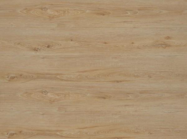 Vinylboden mit integrierter Trittschalldämmung, MEFO FLOOR XL Aquamarin, 6,5 x 228 x 1524 mm, Kanten gefast, Nutzungsklasse 33/42, Nutzschicht 0,5 mm, in Holzoptik mit SPC Trägerplatte