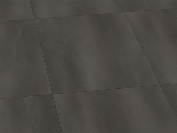 Vinylboden Fliesenoptik, Check one XL Fliese Styrum Travertin, 4,0 x 610 x 610 mm, Kanten gefast, Nutzungsklasse 33/42, Nutzschicht 0,55 mm, mit stabiler RIGID Vinyl Trägerplatte