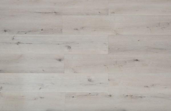 Vinylboden mit integrierter Trittschalldämmung, MEFO FLOOR XL Opal, 6,5 x 228 x 1524 mm, Kanten gefast, Nutzungsklasse 33/42, Nutzschicht 0,5 mm, in Holzoptik mit SPC Trägerplatte