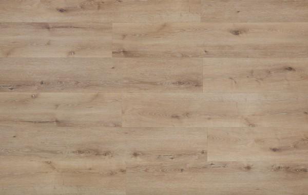 Vinylboden mit integrierter Trittschalldämmung, MEFO FLOOR XL Saphir, 6,5 x 228 x 1524 mm, Kanten gefast, Nutzungsklasse 33/42, Nutzschicht 0,5 mm, in Holzoptik mit SPC Trägerplatte