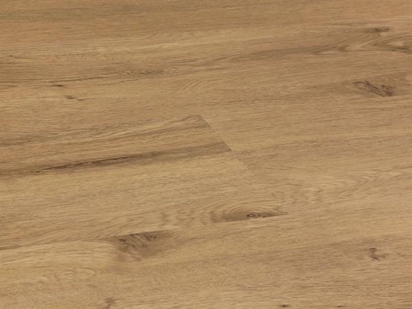 Vinylboden Holzoptik, Check one Julius Eiche, 4,0 x 180 x 1220 mm, scharfkantig, Nutzungsklasse 23/31, Nutzschicht 0,3 mm, mit stabiler RIGID Vinyl Trägerplatte