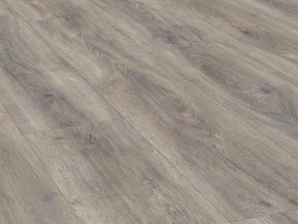 Vinylboden Holzoptik, Check one Breitdiele Caroline Eiche, 4,0 x 229 x 1220 mm, Kanten gefast, Nutzungsklasse 23/31, Nutzschicht 0,3 mm, mit stabiler RIGID Vinyl Trägerplatte