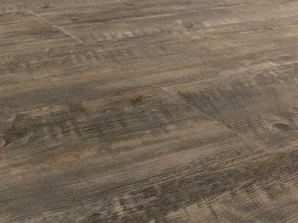 Vinylboden Holzoptik, Check one Breitdiele Wilhelmine Kiefer, 4,0 x 227 x 1220 mm, Kanten gefast, Nutzungsklasse 33/42, Nutzschicht 0,55 mm, mit stabiler RIGID Vinyl Trägerplatte