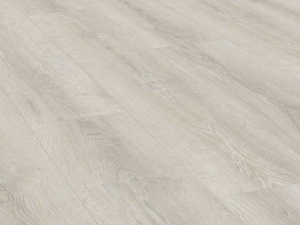 Vinylboden Holzoptik, Check one Breitdiele Borth Eiche, 4,0 x 229 x 1220 mm, Kanten gefast, Nutzungsklasse 23/31, Nutzschicht 0,3 mm, mit stabiler RIGID Vinyl Trägerplatte