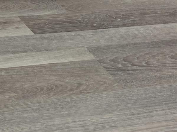 Vinylboden Holzoptik, Check one Waltrop Eiche, 4,0 x 180 x 1220 mm, scharfkantig, Nutzungsklasse 23/31, Nutzschicht 0,3 mm, mit stabiler RIGID Vinyl Trägerplatte