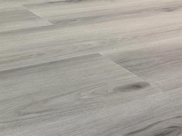 Vinylboden Holzoptik, Check one Breitdiele Anna Eiche, 4,0 x 227 x 1220 mm, Kanten gefast, Nutzungsklasse 33/42, Nutzschicht 0,55 mm, mit stabiler RIGID Vinyl Trägerplatte