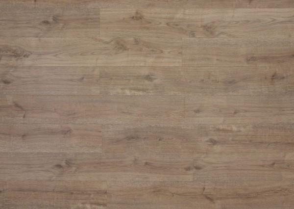 Restposten Vinylboden mit integrierter Trittschalldämmung, MEFO FLOOR Diamant, in Holzoptik mit SPC Trägerplatte, 6,5 x 180 x 1220 mm, Kanten gefast, Beanspruchungsklasse 33/42, Nutzschicht 0,5 mm