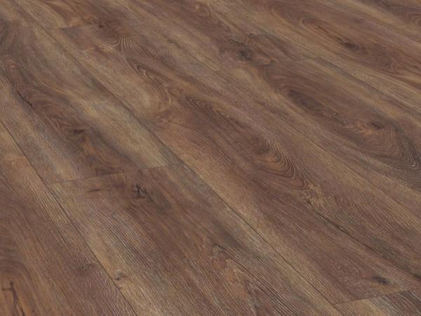 Vinylboden Holzoptik, Check one Breitdiele Freiberg Eiche, 4,0 x 229 x 1220 mm, Kanten gefast, Nutzungsklasse 23/31, Nutzschicht 0,3 mm, Vinylboden in Holzoptik mit stabiler RIGID Trägerplatte