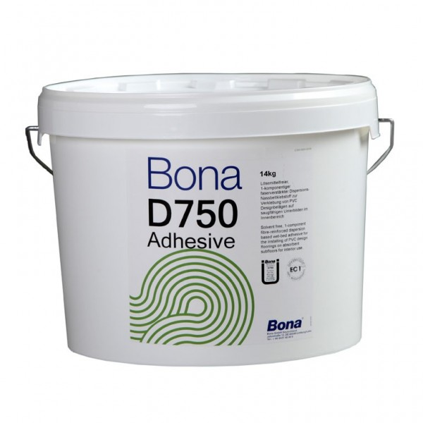 Bona D750 Vinylkleber und Designbelagsklebstoff 14 kg