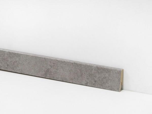 Check Vinyl Sockelleiste Nr. 2112 mit den Abmessungen 18 x 58 x 2400 mm