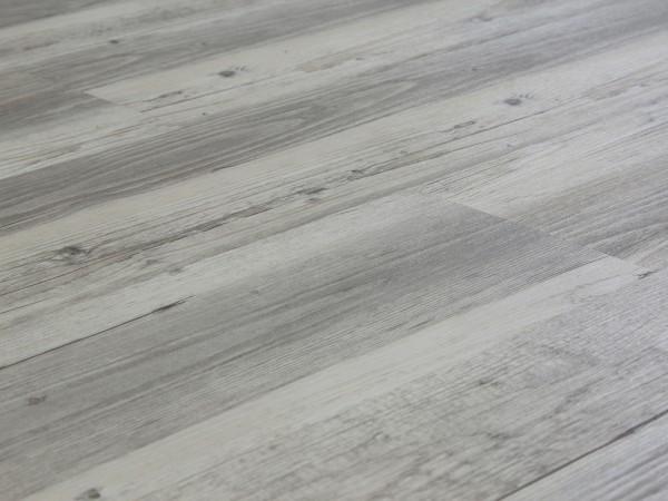 Vinylboden Holzoptik, Check one Fortuna Kiefer, 4,0 x 180 x 1220 mm, scharfkantig, Nutzungsklasse 23/31, Nutzschicht 0,3 mm, mit stabiler RIGID Vinyl Trägerplatte