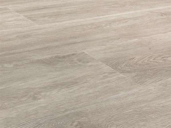 Vinylboden Holzoptik, Check one Breitdiele Bonifacius Eiche, 4,0 x 227 x 1220 mm, Kanten gefast, Nutzungsklasse 33/42, Nutzschicht 0,55 mm, mit stabiler RIGID Vinyl Trägerplatte